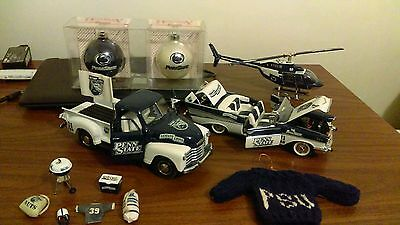 Danbury Mint Penn State Nittany Lions 1953 Chevy Pickup/1957 Chevy belair & ext.