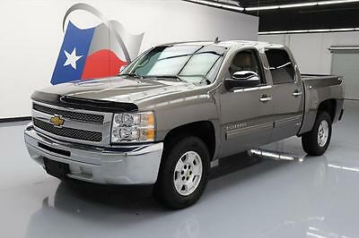 2013 Chevrolet Silverado 1500 LT Crew Cab Pickup 4-Door 2013 CHEVY SILVERADO LT CREW REARVIEW CAMERA 58K MILES #141086 Texas Direct Auto