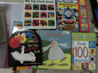 Lot of 48 Baby Toddler BOARD BOOKS Preschool Daycare Library