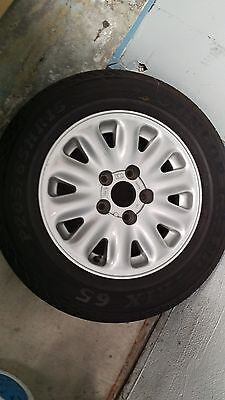 Holden Commodore VN SS Rims&Tyres Genuine