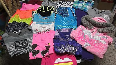 Girls Size 16/18 Back To School  Clothing Lot.  Justice  & More