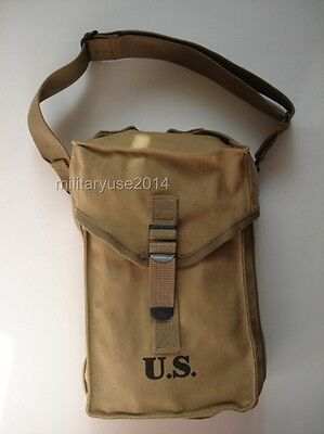 Ww2 Wwii Us Amry Military General M1 Purpose Ammo Bag With Strap Bag Pouch