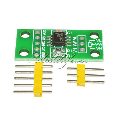 1pc X9C103S Digital Potentiometer Board Module for Arduino DC 3V-5V