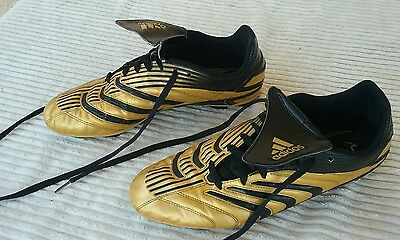 Adidas Traxion Football Boots. Size 12 US. 30cm. Excellent Condition.