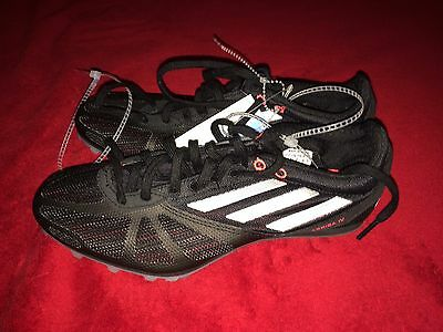 Adidas Arriba IV 4 Track & Field Shoes. Women Size 7. Black NO SPIKES INCLUDED.
