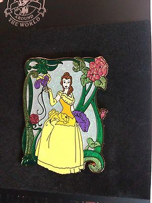 LE 125   Belle Disney Store Regal Princess Pin From Beauty and the Beast