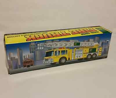 BP Aerial Tower Fire Truck 1997 Collectors Edition 1:35