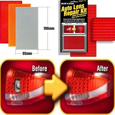 Tail Lights Turn Signals Markers Lamp Quick Fix Cracked Broken Tool Universal