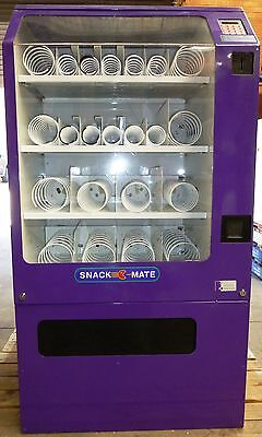Snackmate 4 tray Change Giving Compact Snack Vending Machine