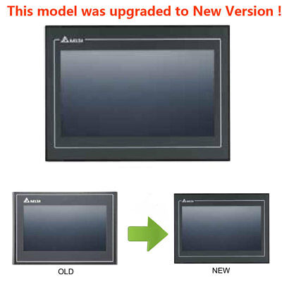 DELTA 7 Inch HMI Touch Screen Operation Panel DOP-B07S411& Programming Cable CNC