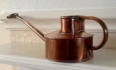 Vintage Copper Watering Can (V & R)