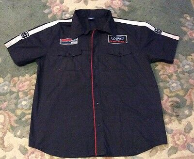 Men's Ford Shirt, Size L
