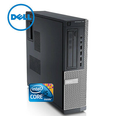 Dell Optiplex 7010 DT - Intel Core i5-3570 - 8GB RAM - 250GB HDD