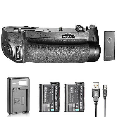 Neewer MB-D17 Replacement Remote Control Battery Grip Kit for Nikon D500