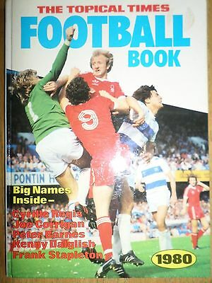 The Topical Times Football Book 1980