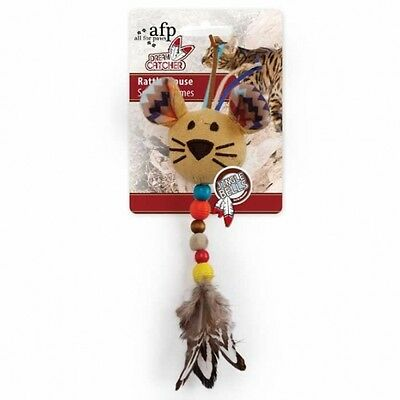 All for Paws Dreams Catcher Rattle Mouse