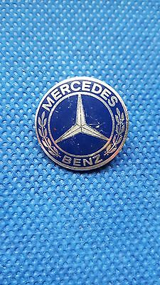 Car Pin - Mercedes Benz - West Germany