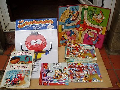 Vintage Magic Roundabout for Christmas?? All sorts!!