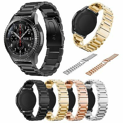 Stainless Steel Strap Wrist Band Bracelet For Samsung Gear S3 Frontier/Classic