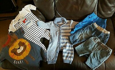 baby boy 3 to 6 months bundle SEE ALL PICTURES