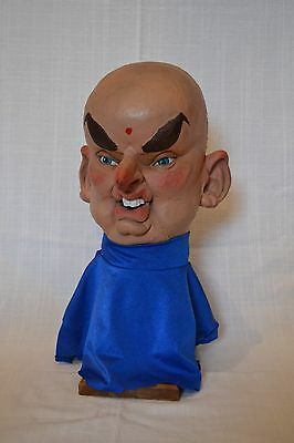 ORIGINAL SCREEN-USED Spitting Image puppet of Boy George! Music film tv prop