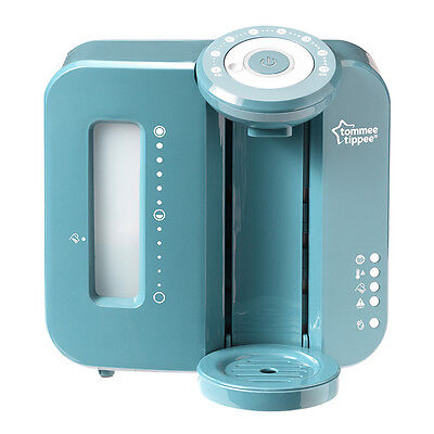 Tommee Tippee Closer to Nature Cool Blue Perfect Prep Machine