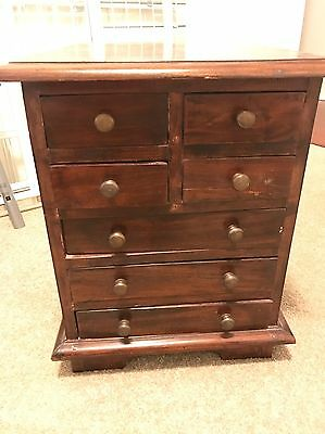 Antique Style Set Of Drawers