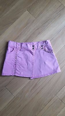 Pink skirt for 6 years old girl