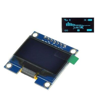 """1PCS 1.3"""" Blue SPI Serial 128x64 OLED LCD Display Screen Module For Arduino UK"""