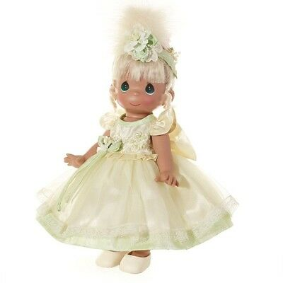 Precious Moments 12 Inch Doll, Ray of Sunshine, Blonde Hair, New in Box, 6614