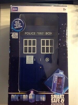 DOCTOR WHO TARDIS SMART SAFE. ( Smartphone Operated)