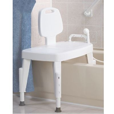 Medline Industries, Inc. Deluxe Tub and Transfer Bench