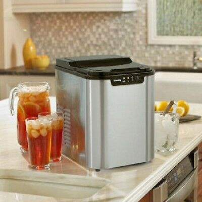 Danby Stainless Steel Ice Maker