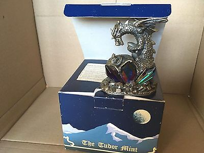 The Tudor Mint 'THE DRAGONS NEST' *rare* Myth and Magic collectable 3125 Boxed