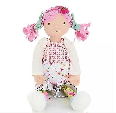 M&S Emily Button X LARGE RRP £75 Rag Doll 120cm Toy