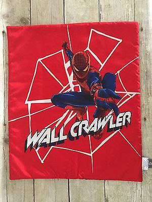 Build A Bear Spiderman Blanket WALL CRAWLER Accessories