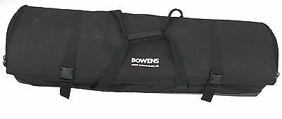 Large Bowens rolling kit bag / holdall for flash heads, stands and accessories