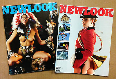 Newlook Lot 2 N°5 Et 6 - 1984 - Tbe