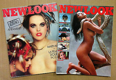 Newlook Lot 2 N°8 Et 9 - 1984 - Tbe