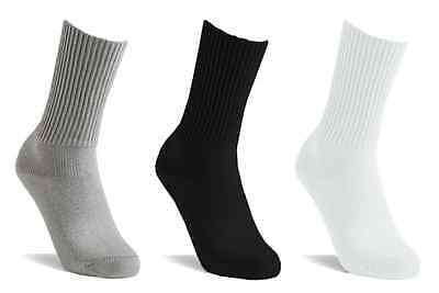 8 Pairs Raftaar® Mens Cotton Rich Sport Work Ankle Socks Shoe Size 7-12