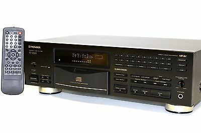 Pioneer PD-8700 Stable Platter CD Player Hi-Fi Stereo Separate With Remote
