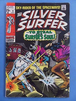 Silver Surfer 9 1969 Lovely!!