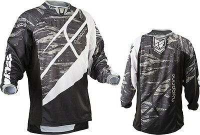 Fly Racing Patrol Jersey Camo Black Grey XL/X-Large