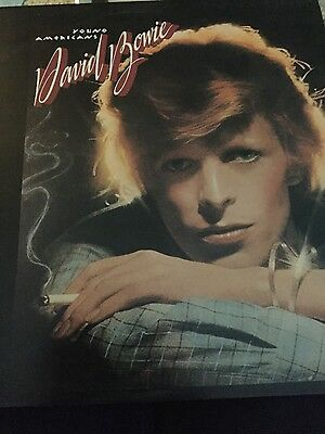 "David Bowie Young Americans 12"" LP"