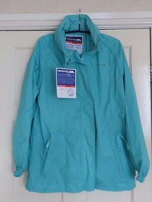 Trespass Ladies Waterproof & Breathable Jacket. Size L. New