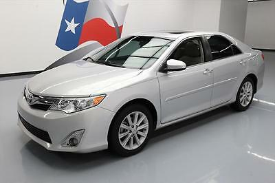 2012 Toyota Camry  2012 TOYOTA CAMRY XLE 2.5L SUNROOF BLUETOOTH ALLOYS 29K #250173 Texas Direct