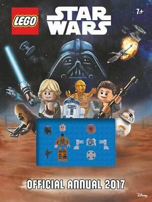 The Official LEGO Star Wars Annual 2017 by Egmont UK Ltd 9781405283441