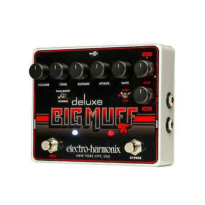 Electro Harmonix Deluxe Big Muff Pi Guitar Effects Pedal