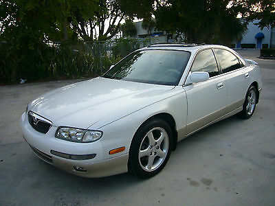 """1999 Mazda Millenia S Edition - Factory Supercharged 2.3 - Sport Sedan Factory Supercharged """"S"""" Edition - 96k Original Miles - Perfect Carfax - 100% FL"""