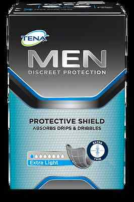 TENA Men Protective Shield (120ml) Pack of 14